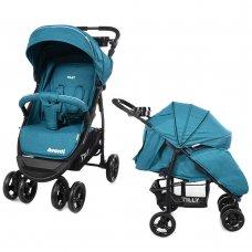 Детская прогулочная коляска Tilly Avanti Avanti T-1406 Blue в льне