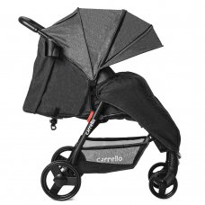 Прогулочная коляска Carrello Maestro CRL-1414/1 Frost Gray в льне