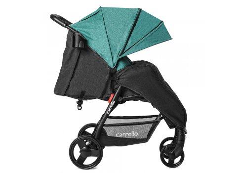 Прогулочная коляска Carrello Maestro CRL-1414/1 Green Lake в льне