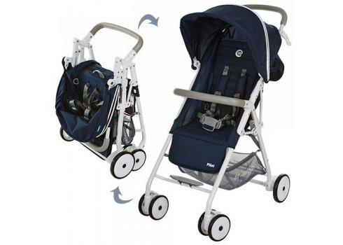 Детская прогулочная коляска El Camino Pilot, M 3294-4 синий