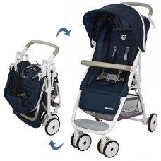 Детская коляска на алюминиевой раме, El Camino  Motion M 3295-4 синий