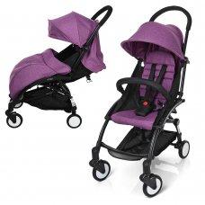 Детская прогулочная коляска Yoga, M 3548-9-2 фиолетовый