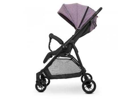 Прогулочная коляска для детей до 25 кг BAMBI M 4249-2 Shadow Pink розовая