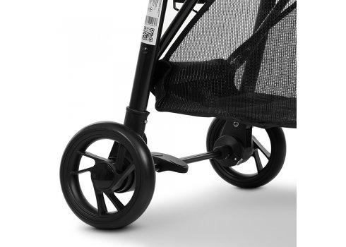 Детская прогулочная коляска-книжка Bambi M 4249 PINK розовый