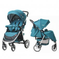 Прогулочная коляска Carrello Unico CRL-8507 Water Blue