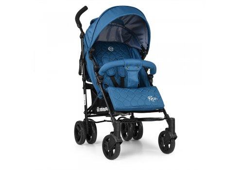 Детская прогулочная коляска El Camino Rush, ME 1013-4 синий