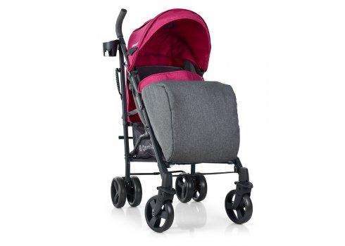 Прогулочная коляска-трость El Camino Breez ME 1029 Pink