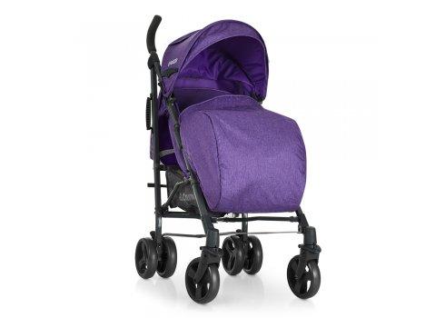 Прогулочная коляска-трость El Camino Breez ME 1029 Violet