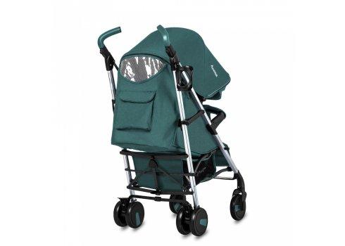 Прогулочная коляска-трость на алюминиевой раме Carrello Arena CRL-8504 Jasper Green в льне