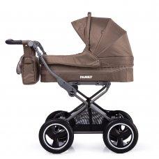 Универсальная прогулочная коляска TILLY Family T-181 Beige бежевый