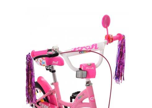 Детский двухколесный велосипед Profi Bloom 12 дюймов Y1221