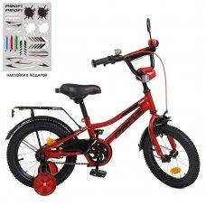 Детский двухколесный велосипед Profi Prime 12 дюймов Y12221