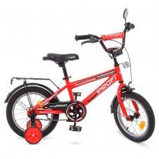 Детский двухколесный велосипед Profi Forward 12 дюймов, T1275 красный
