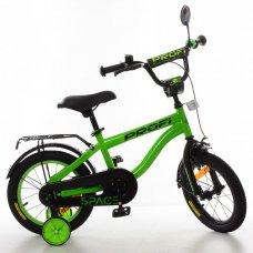 Детский двухколесный велосипед Profi Space 14 дюймов SY14152