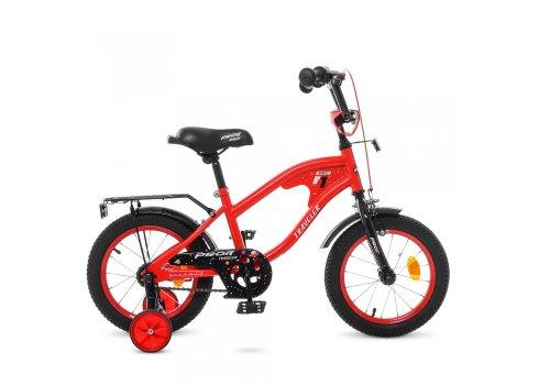 Детский двухколесный велосипед Profi Treveler 14 дюймов Y14181 красный