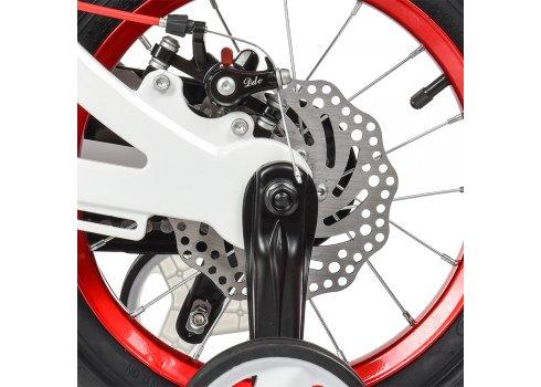 Детский двухколесный велосипед Profi Infinity 14 дюймов на магниевой раме LMG14202