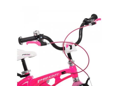 Детский двухколесный велосипед Profi Infinity 14 дюймов на магниевой раме LMG14203