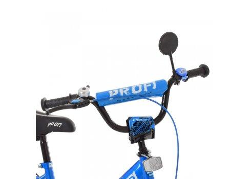 Детский двухколесный велосипед Profi Original boy 14 дюймов XD1444 синий