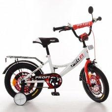 Детский двухколесный велосипед Profi Original boy 14 дюймов XD1445
