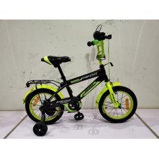 Детский двухколесный велосипед Profi Inspirer 14 дюймов SY1451