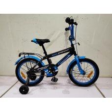 Детский двухколесный велосипед Profi Inspirer 14 дюймов SY1453