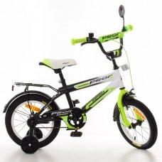 Детский двухколесный велосипед Profi Inspirer 14 дюймов SY1454
