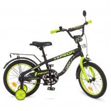 Детский двухколесный велосипед Profi Space 16 дюймов T16152 черный