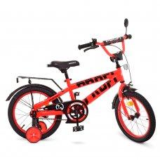 Детский двухколесный велосипед Profi Flash 16 дюймов T16171 красный