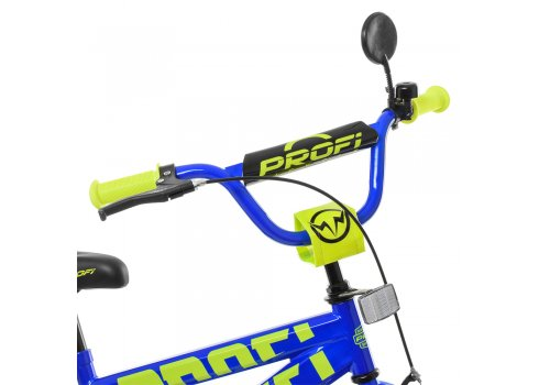 Детский двухколесный велосипед Profi Flash 16 дюймов T16175 синий