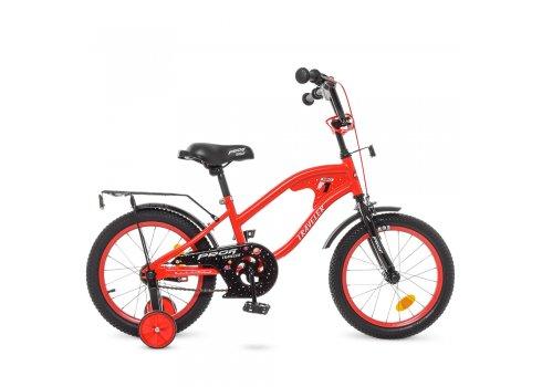 Детский двухколесный велосипед Profi Traveler 16 дюймов Y16181 красный