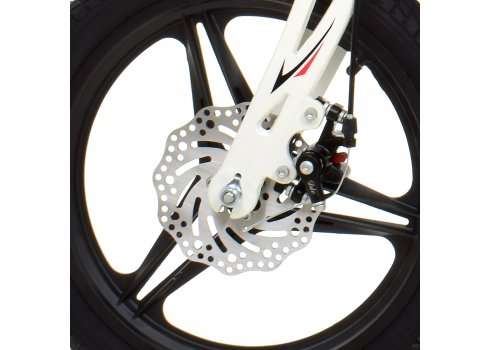 Детский двухколесный велосипед 16 дюймов PROFI Hunter LMG16235 черный