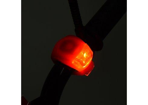 Детский двухколесный велосипед Profi Original boy 16 дюймов Y1646-1 красно-черный