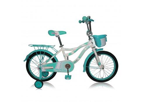 Двухколесный велосипед Crosser Kiddy 16 дюймов