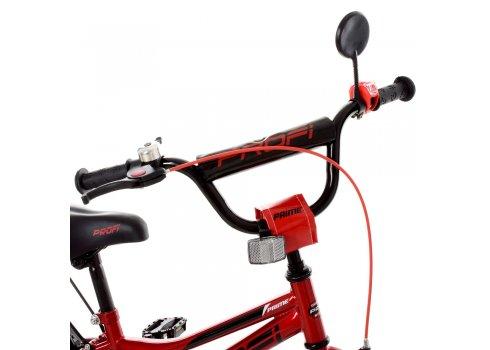 Детский двухколесный велосипед Profi Prime 18 дюймов Y18221 красный