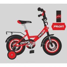 Детский двухколесный велосипед Profi Original boy 18 дюймов, Y1846 красно-черный