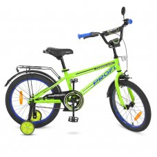 Детский двухколесный велосипед Forward Profi 18 дюймов, T1872 салатовый