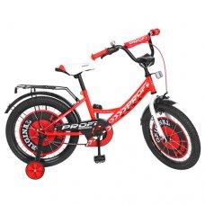 Детский двухколесный велосипед Original boy Profi 18 дюймов, Y1845 красный