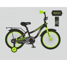Детский двухколесный велосипед Space Profi 20 дюймов, T20152 черный