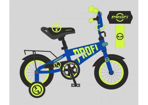 Детский двухколесный велосипед Profi Flash 20 дюймов, T20175 синий