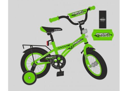 Детский двухколесный велосипед Profi Racer 20 дюймов, T2036 зеленый