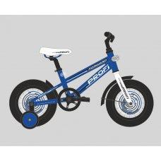 Детский двухколесный велосипед Profi Forward 20 дюймов, T2073 синий