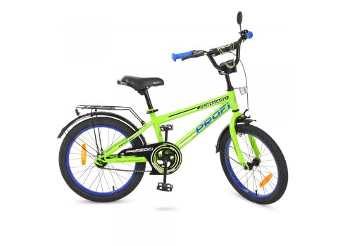 Детский двухколесный велосипед Forward Profi 20 дюймов, T2072 салатовый