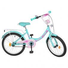 Детский двухколесный велосипед Princess Profi 20 дюймов, Y2012 мята
