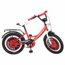 Детский двухколесный велосипед Original boy Profi 20 дюймов, Y2045 красный