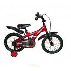 Двухколесный велосипед 18 дюймов ROCKY CROSSER-13 для детей 6-8 лет