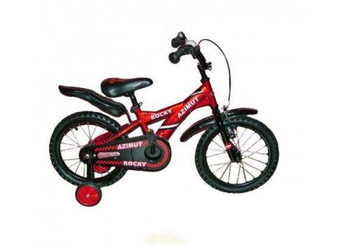Двухколесный велосипед 16 дюймов ROCKY CROSSER-13 для детей 5-7 лет