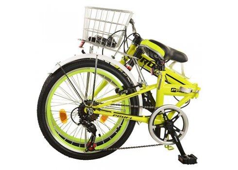 Велосипед спортивный складной Profi 20 дюймов E20F-3