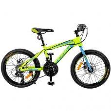 Велосипед спортивный Profi 20 дюймов G20HARDY A20.1