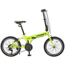 Велосипед спортивный складной Profi 20 дюймов G20RIDE A20.2