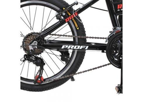 Велосипед спортивный складной Profi 20 дюймов G20RIDE A20.1